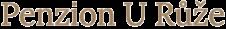 Penzion U Růže Logo
